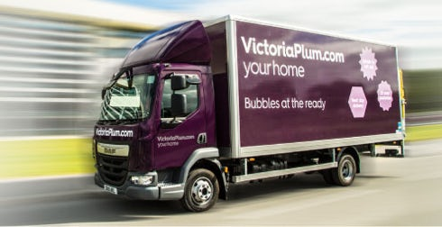 VictoriaPlum.com delivery, making you money