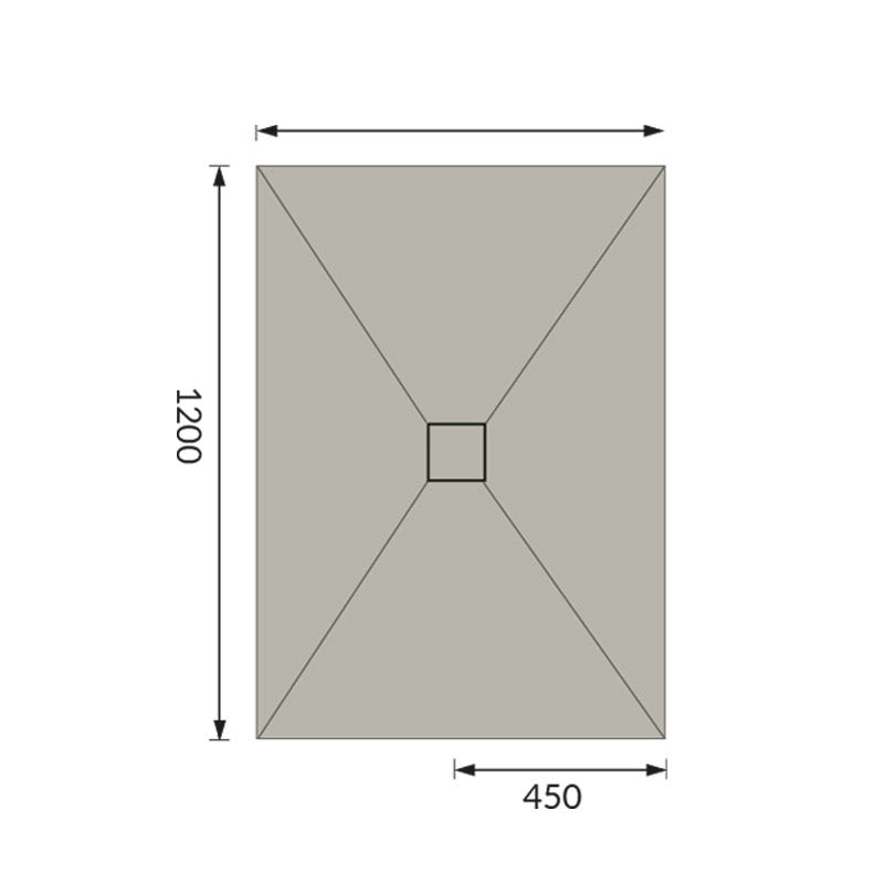 Dimensions for 1200 x 900