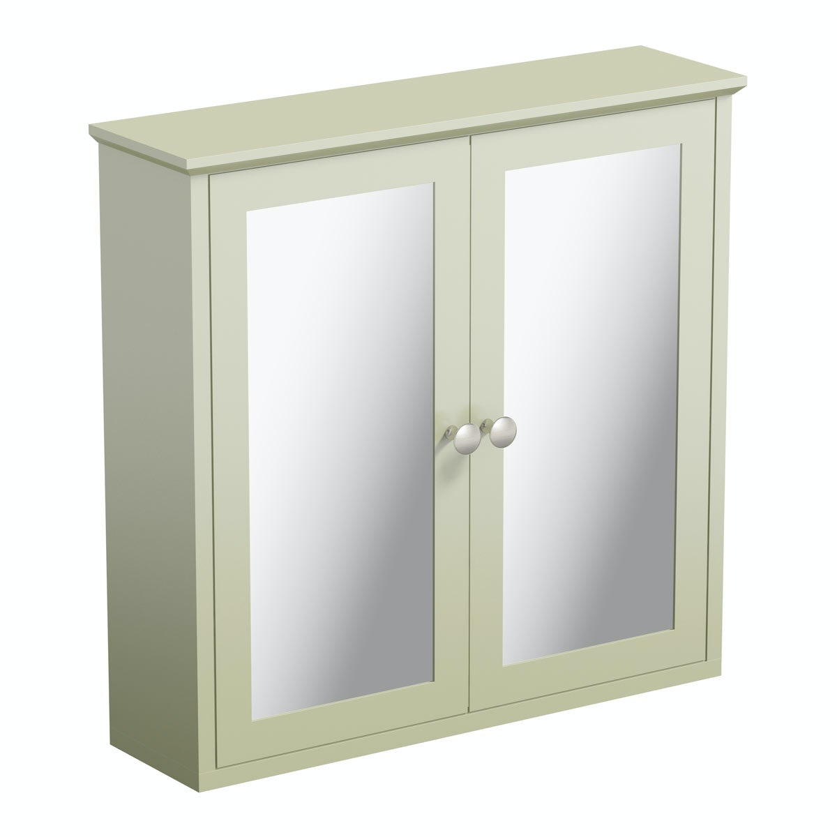 the bath co camberley sage 600 vanity unit and mirror cabinet offer