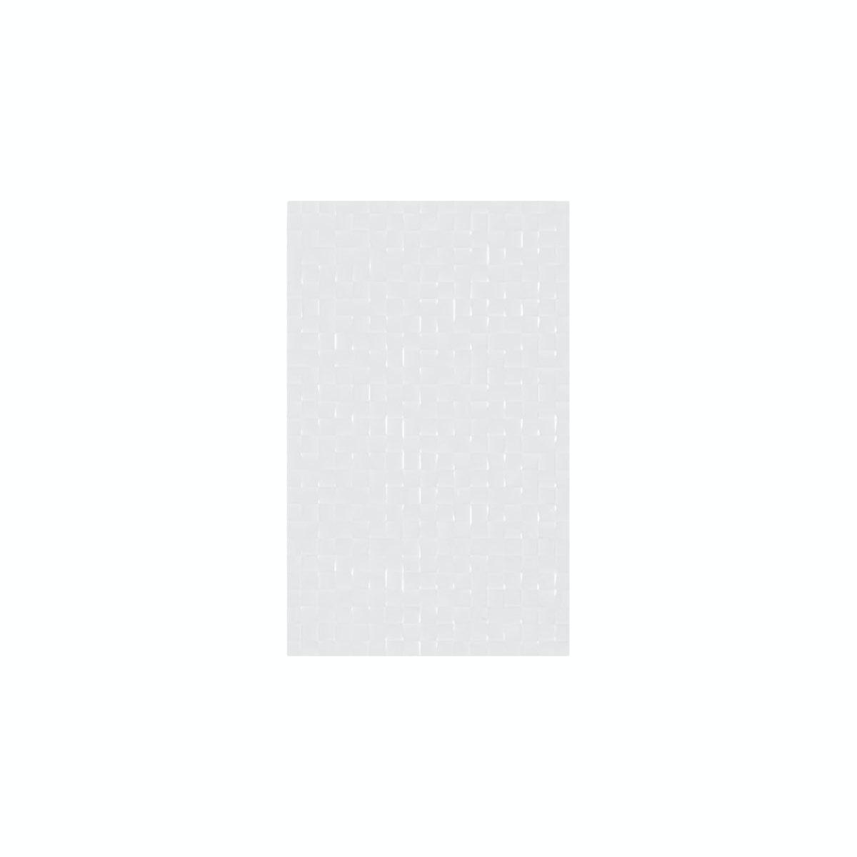 Studio Conran Hartland White Pressed Mosaic Tile 248mm X