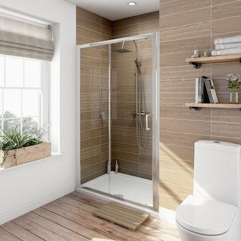 6mm sliding shower door