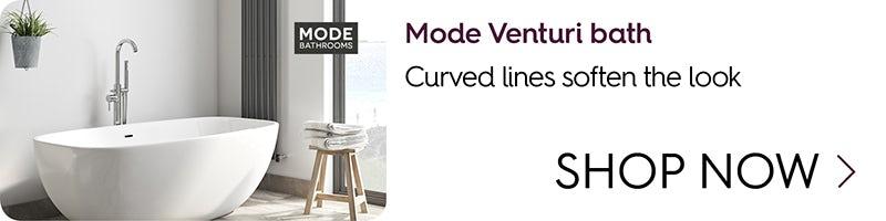 Mode Venturi freestanding bath 1800 x 870