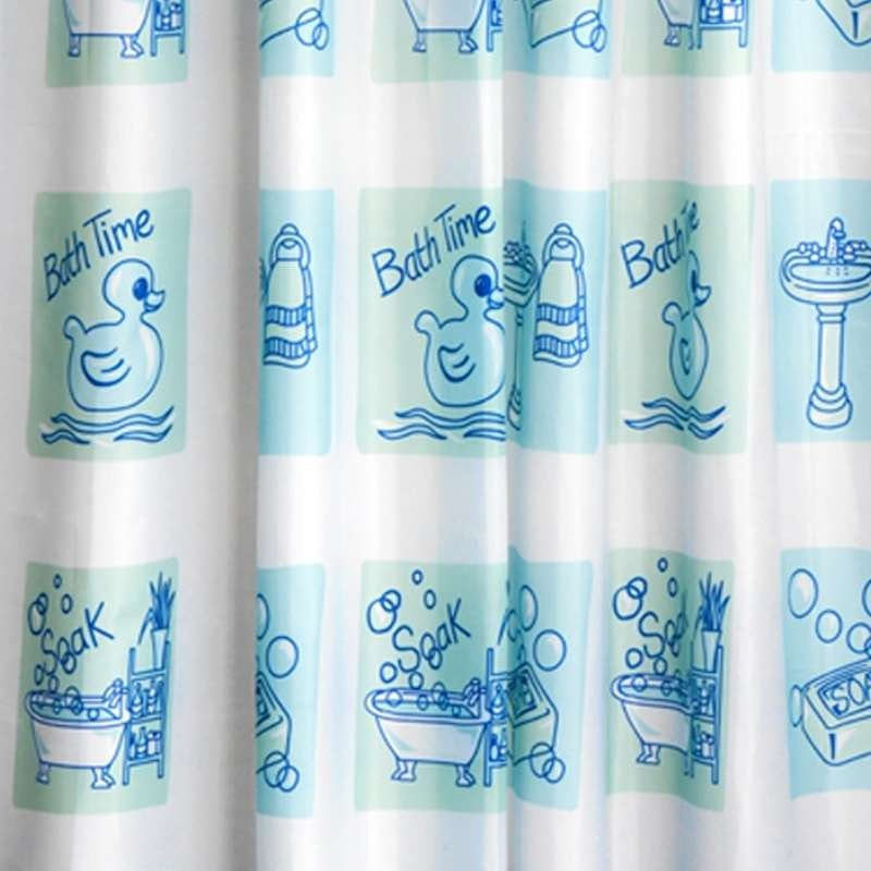 Shower curtains at Victoria Plum