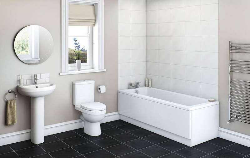 Energy bathroom suite