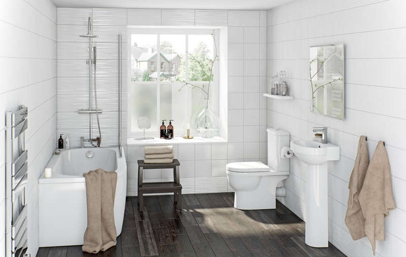 Elsdon bathroom suite collection