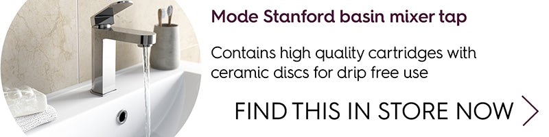 Mode Stanford basin mixer tap