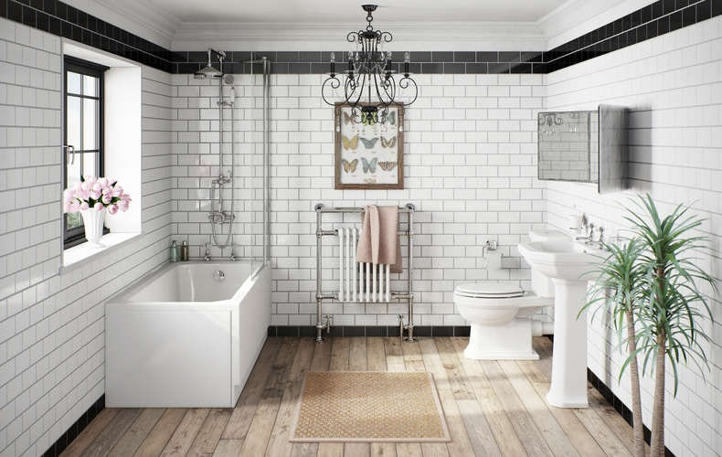 Regency Bathroom Suite Perfect For Traditional Style