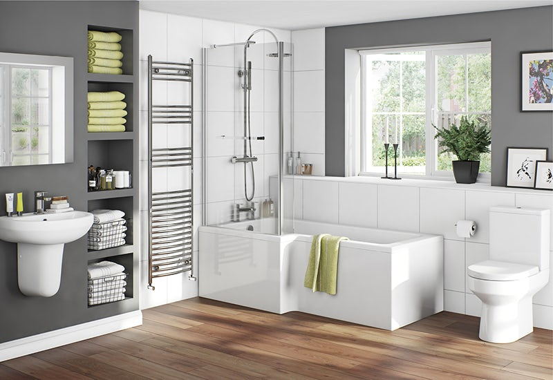 Wharfe bathroom collection