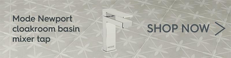 Mode Newport cloakroom basin mixer tap