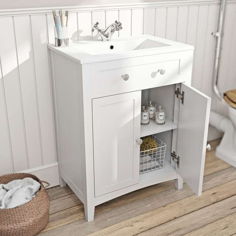 The Best Bathroom Sink Cabinets VictoriaPlumcom - Cheap bathroom vanity units