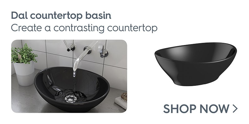 Dal countertop basin