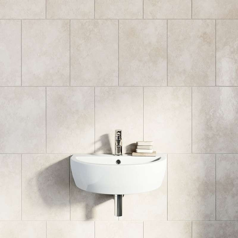 Earth stone gloss tile 300mm x 416mm