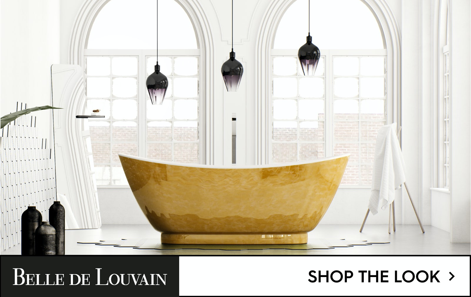 Belle de Louvain - shop the look