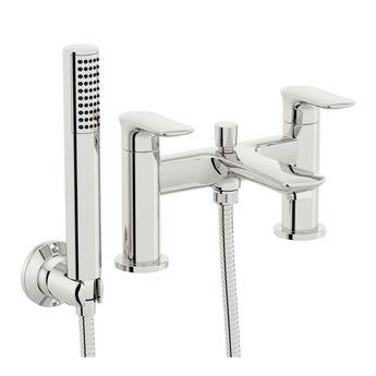 Cleanse bath shower mixer tap