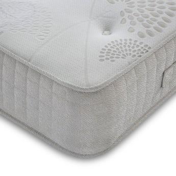 MFI King size 1000 pocket orthopaedic mattress with memory foam