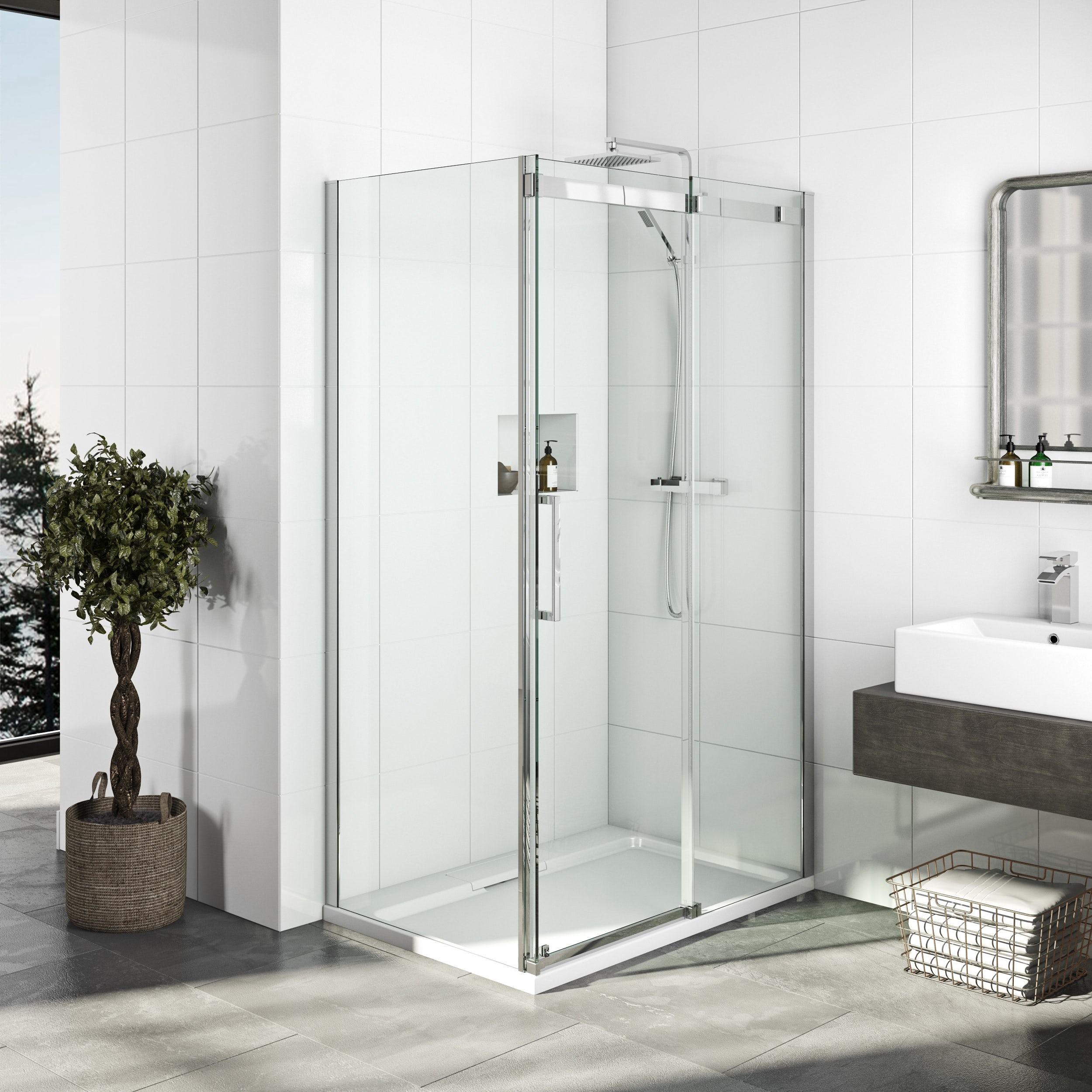 Mode Elite 10mm Frameless Shower Enclosure Victoriaplum Com