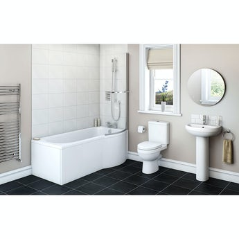 How much to pay to have a bathroom fitted victoriaplumcom for Bathroom connections ltd