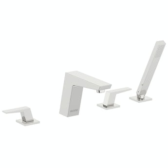 Mode Carter 4 hole bath shower mixer tap