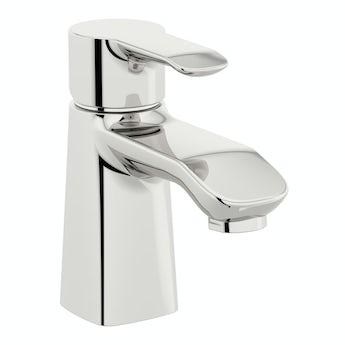 Wave basin mixer tap