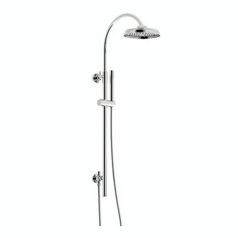 The Bath Co. Traditional style shower riser rail kit