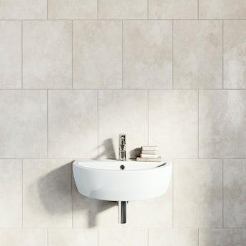 Earth stone gloss tile 300mm x 416mm