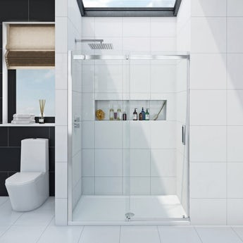 Mode Infiniti 8mm sliding shower door
