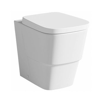 Mode Princeton back to wall toilet with soft close seat