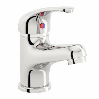 Pulse cloakroom basin mixer tap