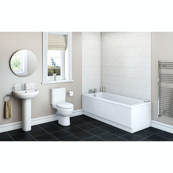 How much to pay to have a bathroom fitted? | VictoriaPlum.com