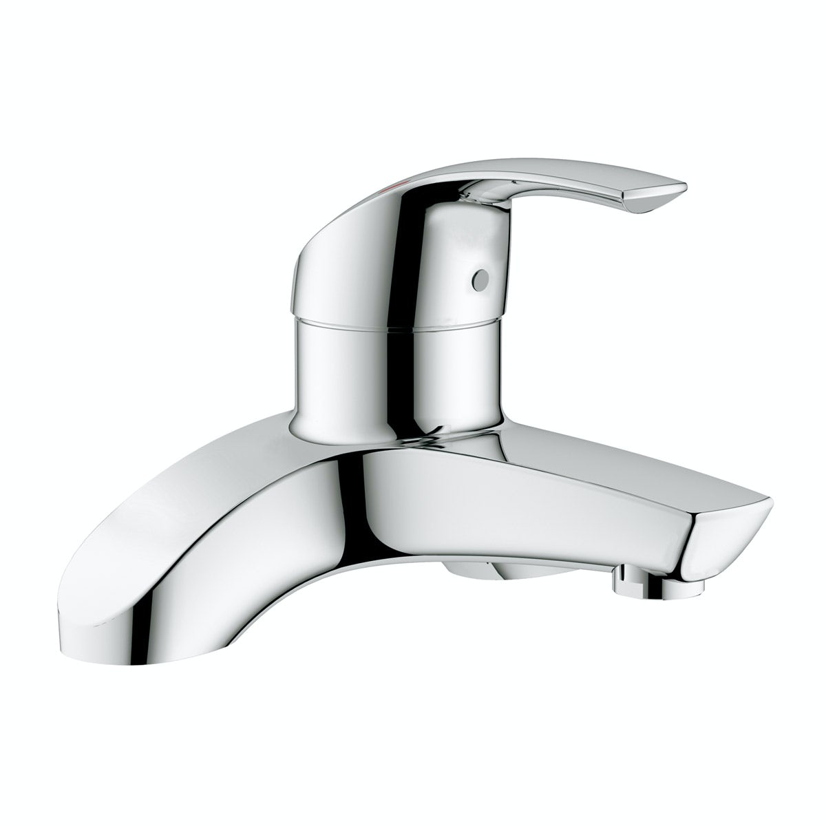 grohe eurosmart bath mixer tap. Black Bedroom Furniture Sets. Home Design Ideas