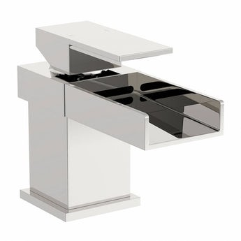 Mode Metro waterfall basin mixer tap