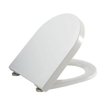 Deco soft close toilet seat