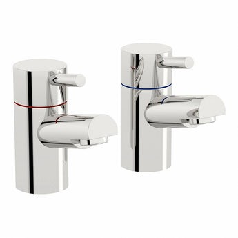 Matrix bath pillar taps offer pack