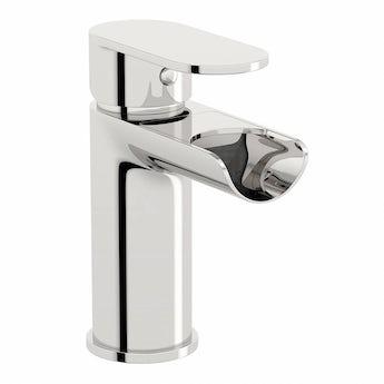 Mode Keswick waterfall basin mixer tap