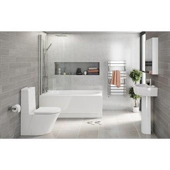 Mode Arte straight bath complete bathroom package