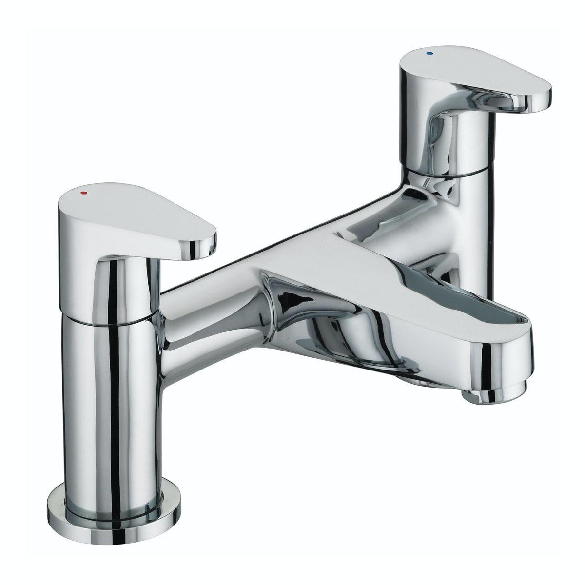 Bristan Quest Bath Mixer Tap | VictoriaPlum.com