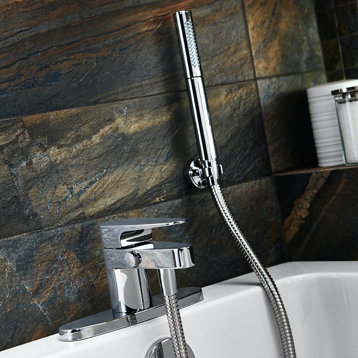 mira precision bath shower mixer tap victoriaplum com