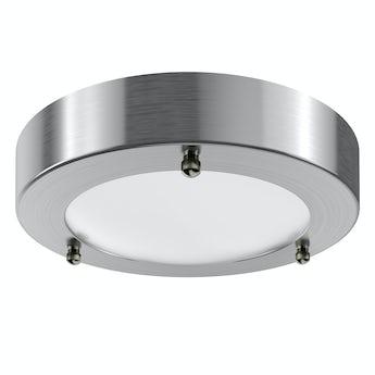 Llum small round flush bathroom ceiling light