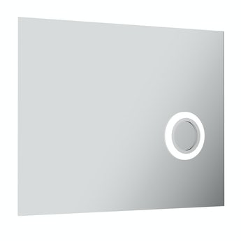 Mode Aurora rectangular LED mirror