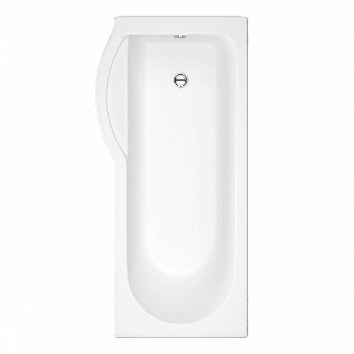 Shower Screen For P Shaped Bath Myspace Water Saving P Shape Shower Bath Left Hand With