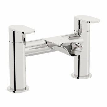 Keswick waterfall bath mixer tap offer pack