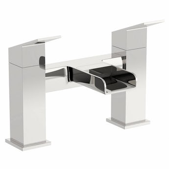 Escala waterfall bath mixer tap