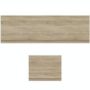 Arden oak panel pack 1700 x 700mm