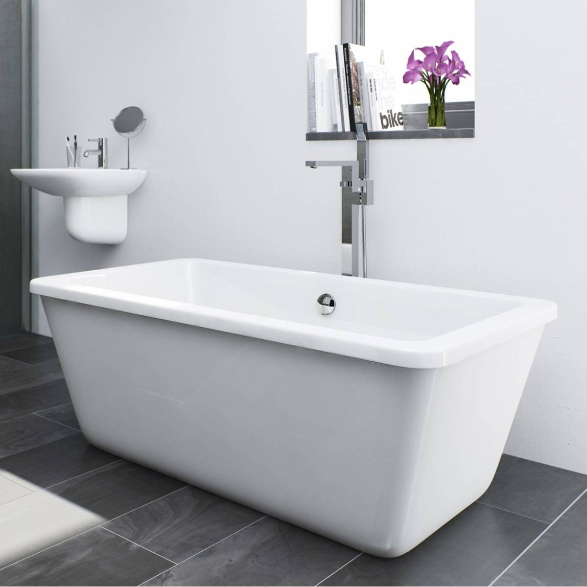 harvard freestanding bath 1500 x 780