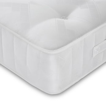 MFI Double orthopaedic plus pocket spring 1000 mattress
