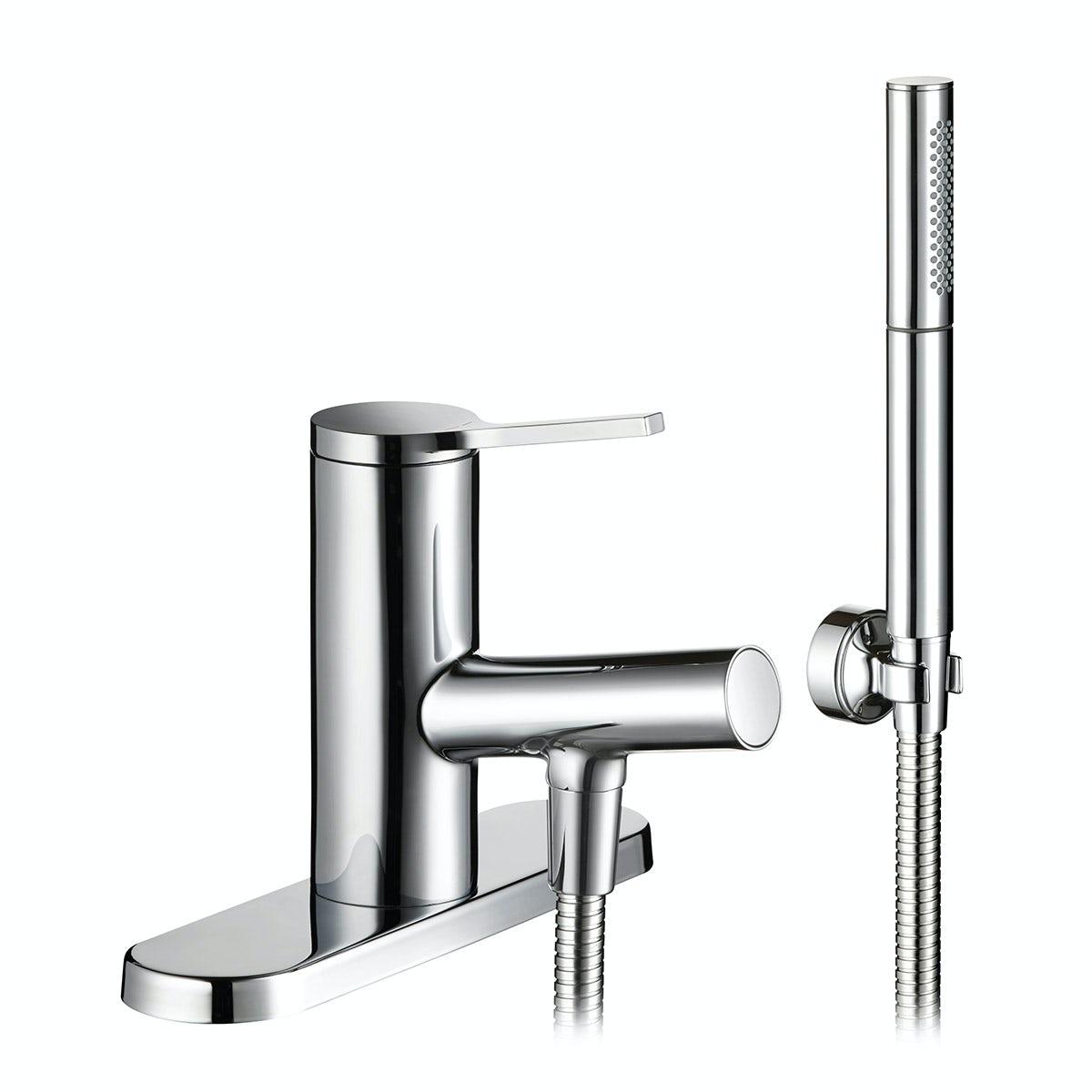 mira evolve bath shower mixer tap. Black Bedroom Furniture Sets. Home Design Ideas