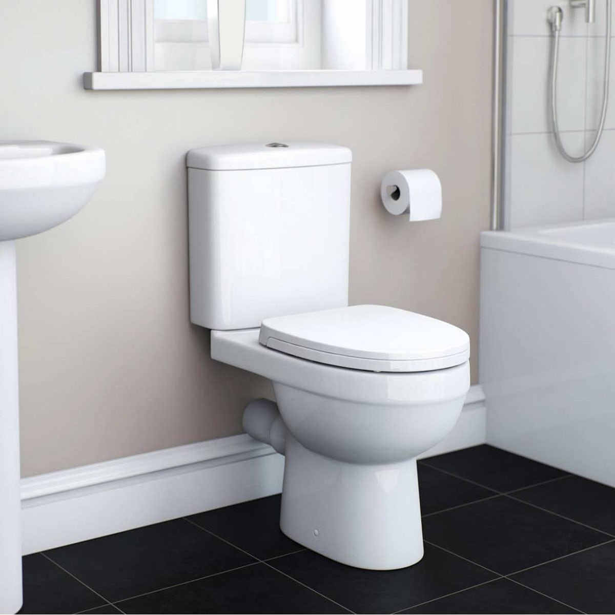 Energy bathroom set with 1200x800 sliding enclosure tray for Bathroom tray set