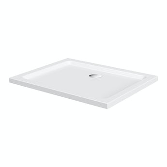Simplite rectangular shower tray