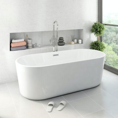 Mode Arte Freestanding Bath