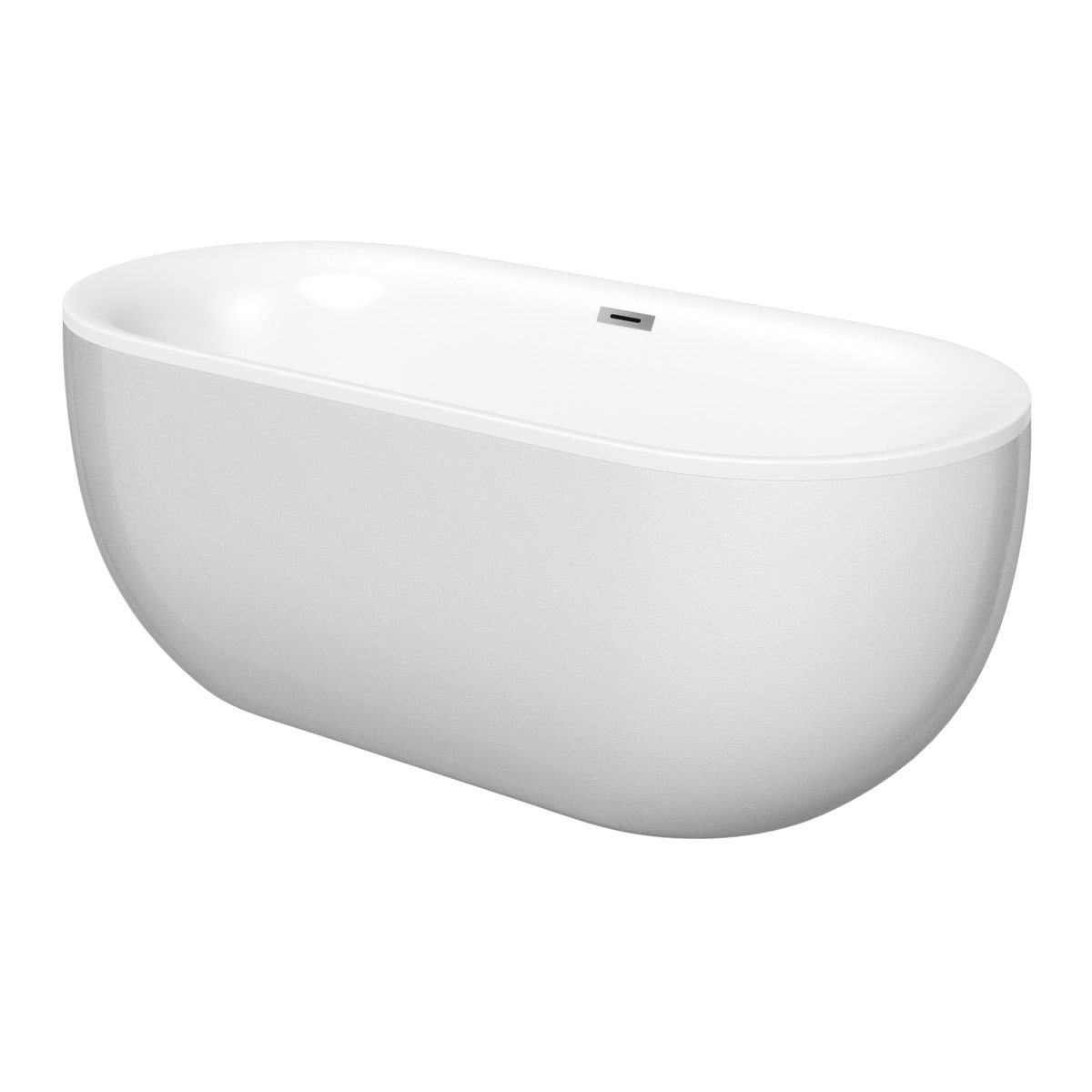 Mode ellis pearl coloured freestanding bath offer pack for Coloured free standing bath